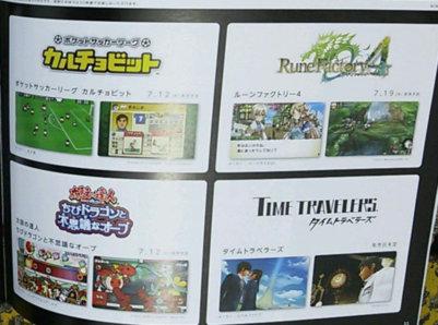 Time Travelers uscirà tra giugno e luglio in Giappone