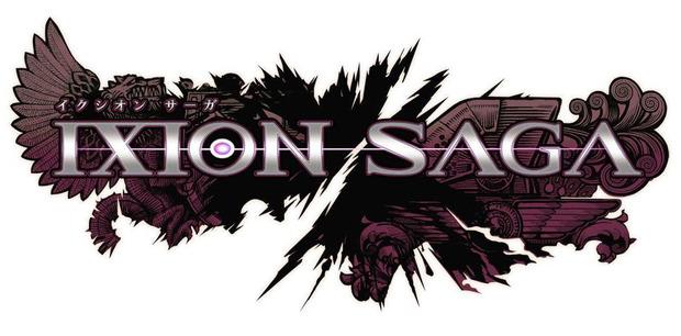 Ixion Saga: ecco il logo dal sito ufficiale giapponese