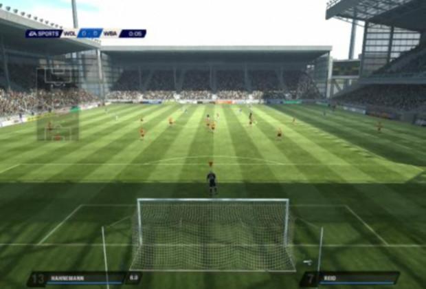 In FIFA 11 si potrà impersonare il portiere?