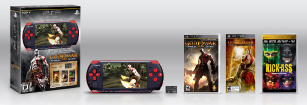 God of War: Ghost of Sparta, la Limited USA si mostra in immagini