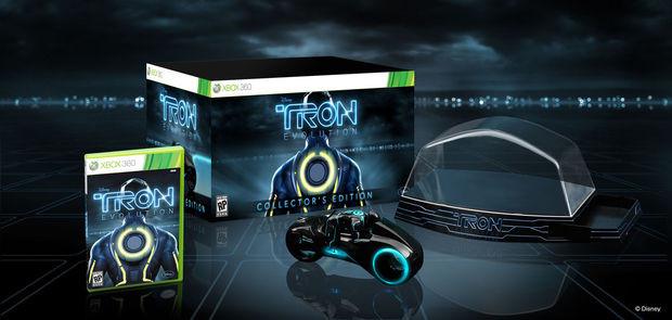 Tron Evolution, negli USA in arrivo con una light cycle da collezione