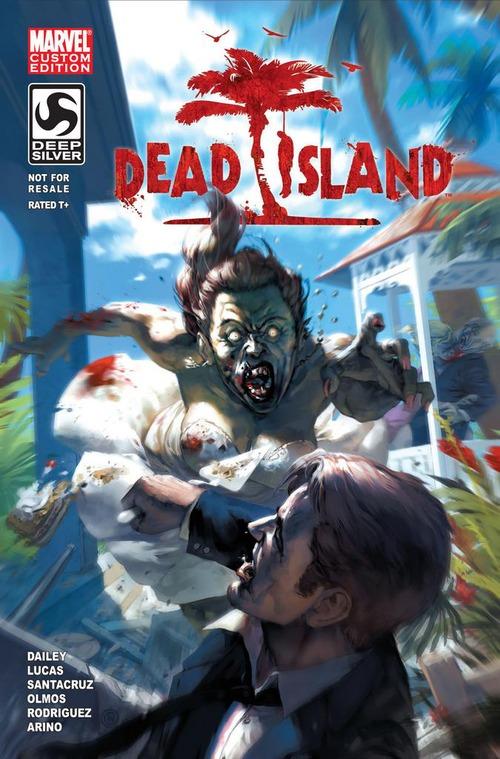 Dead Island: Deep Silver pubblica il fumetto digitale