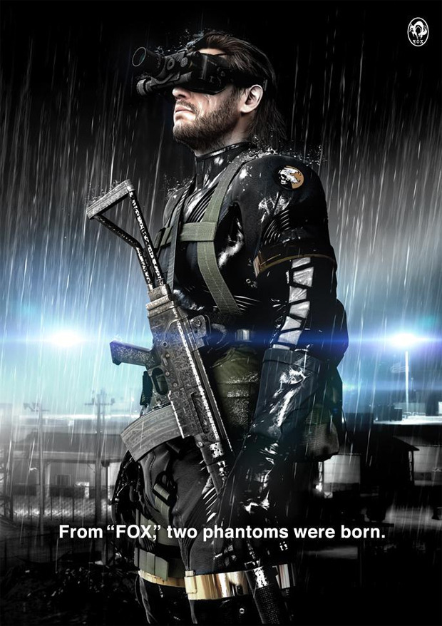 Svelato Metal Gear Solid: Ground Zeroes