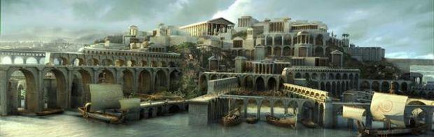 Atlantis: BBC cancella la serie dopo due stagioni