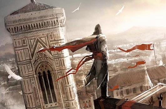 A Parigi una mostra d'arte dedicata ad Assassin's Creed