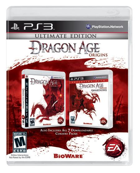 Bioware annuncia ufficialmente Dragon Age: Origins - Ultimate Edition
