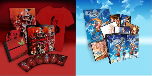 Persona 2 Innocent Sin e  Legend of Heroes: Trails in the Sky: date di uscita in Europa