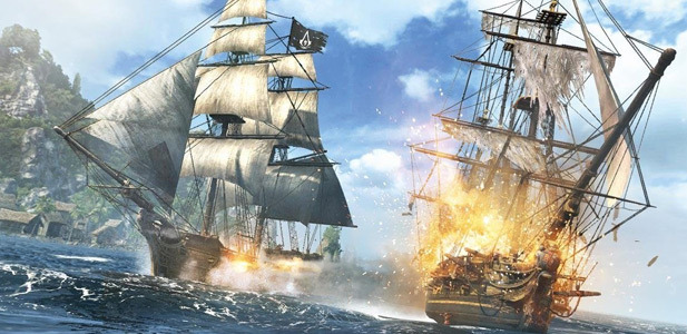 Assassin's Creed 4: Black Flag - recensione - PS4