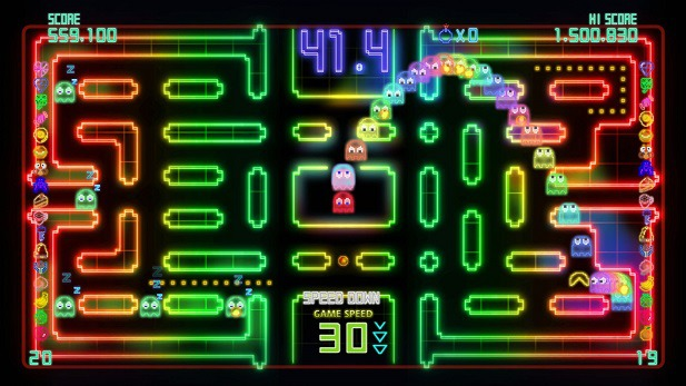 PAC-MAN Championship Edition DX+ - recensione - PC