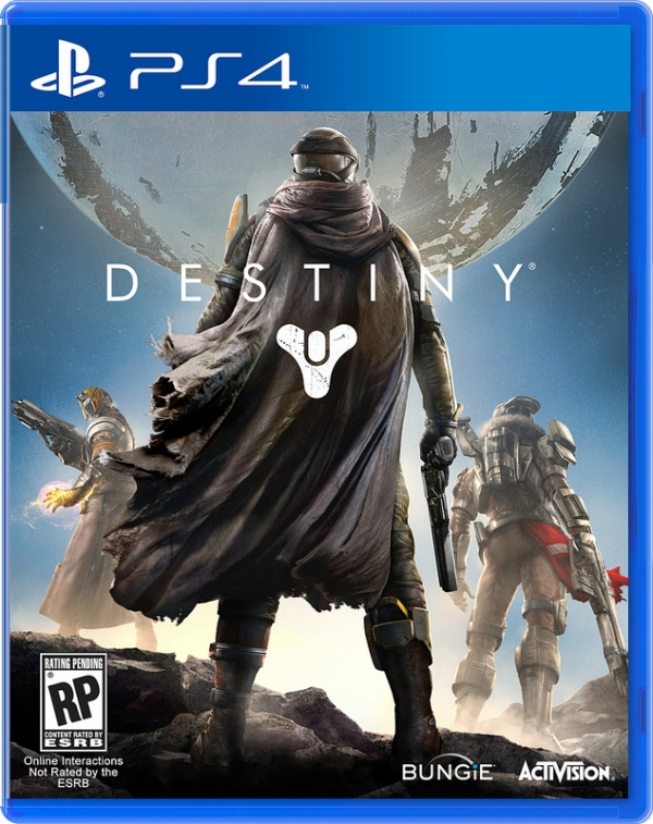 Destiny: pubblicata la copertina, domani un nuovo gameplay trailer