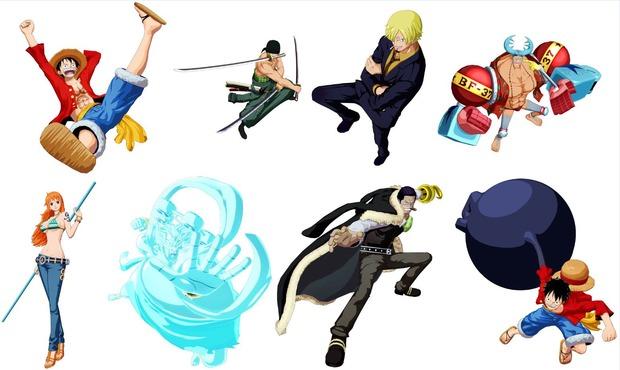 One Piece: Unlimited World R - rilasciata la cover ufficiale e nuove immagini