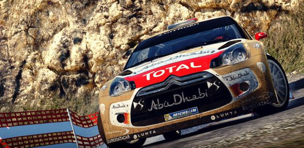 WRC FIA World Rally Championship 4 - recensione - XBOX 360