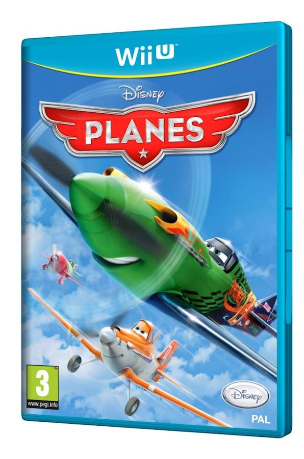 Disney Planes disponibile da oggi nei negozi