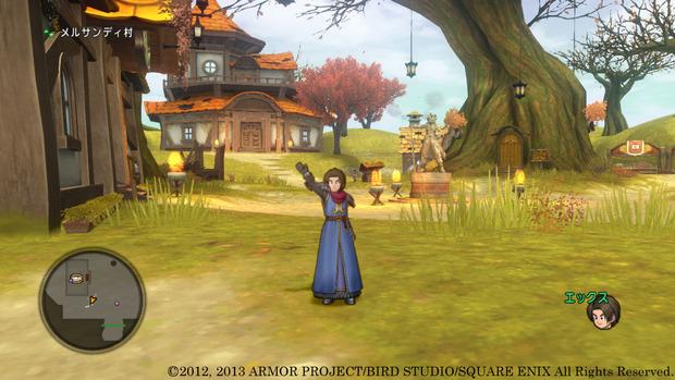 Dragon Quest X: dettagli ed immagini dalla prossima espansione