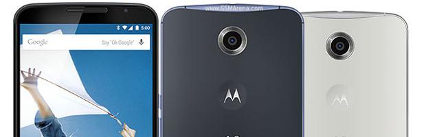 Il Nexus 6 non include alcun sensore per le impronte digitali per colpa di Apple