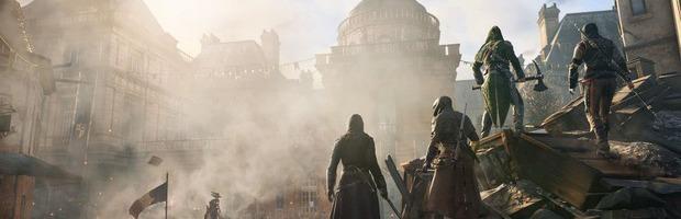 Assassin's Creed Unity è il gioco più bello mai creato da Ubisoft - Notizia