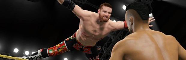 WWE 2K15: svelata la lista obiettivi - Notizia