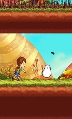 A Boy and His Blob - recensione - Wii