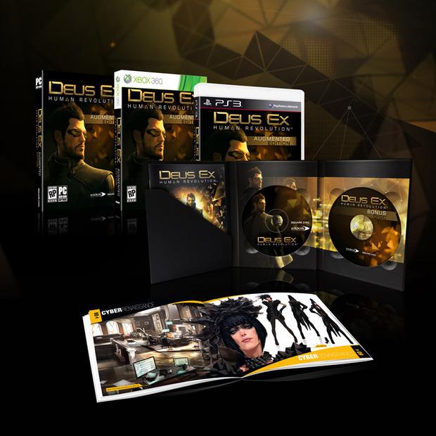 Deus Ex: Human Revolution, annunciata la 'Augmented Edition'