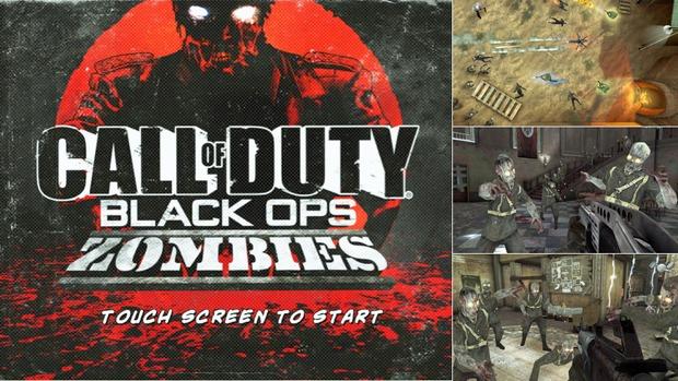 Call of Duty: Black Ops Zombies da domani disponibile su AppStore