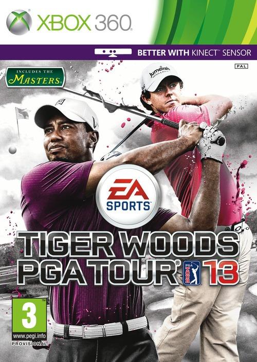 EA SPORTS rivela la copertina di Tiger Woods PGA TOUR 13