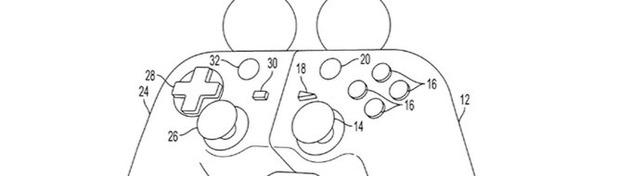Sony brevetta un controller PS3 che si divide a metà