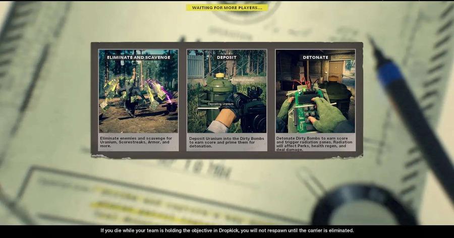 COD Black Ops Cold War: un leak svela la modalità Dropkick