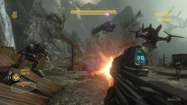 Bungie smentisce il supporto a Natal per Halo: Reach
