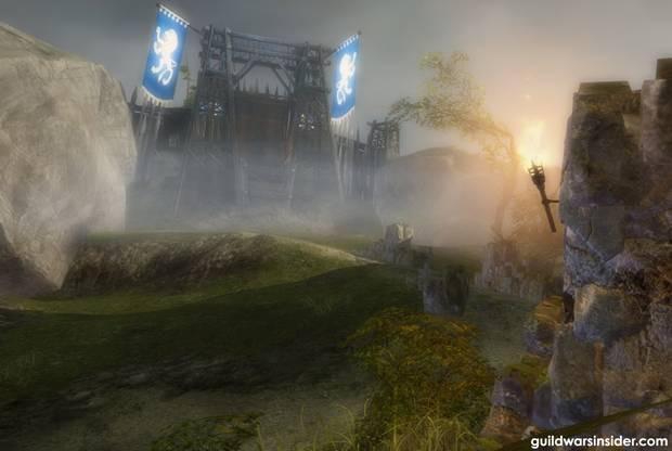 Guild Wars 2: una nuova mappa PvP in 4 immagini