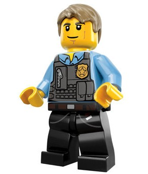 Limited Edition per Lego City Undercover