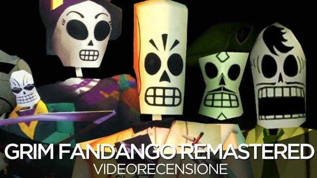 Grim Fandango: Video Recensione