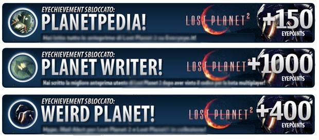 Lost Planet2: in palio Planet Writer per la migliore Recensione Utente!