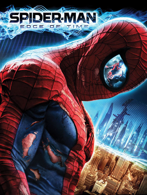 Activision annuncia Spiderman Edge of Time