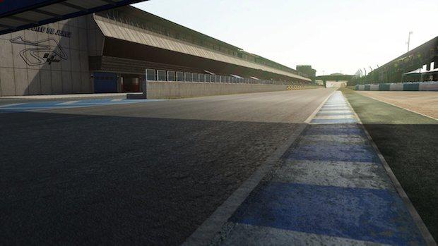 MotoGP 14: immagini del circuito di Jerez