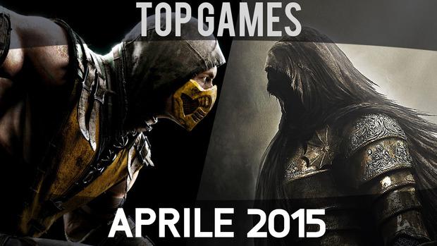 Everyeye Top Games: i principali giochi di aprile 2015 - Notizia