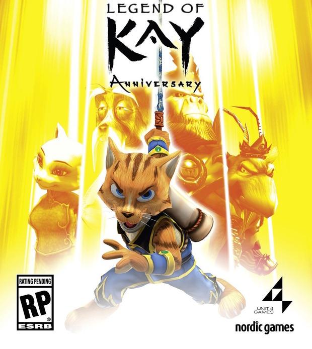 Legend of Kay Anniversary è realtà: diffusi alcuni dettagli e le prime immagini