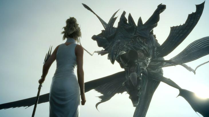 Final Fantasy XV: ecco il nuovo trailer del gioco