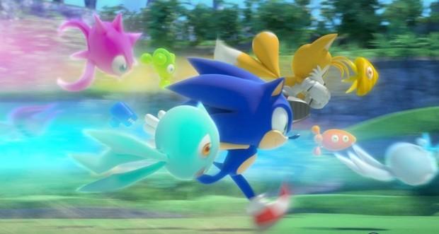 Nuove informazioni per Sonic Colours arrivano da Nintendo Power