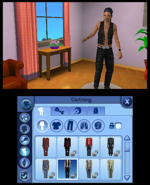The Sims 3 - recensione - 3DS