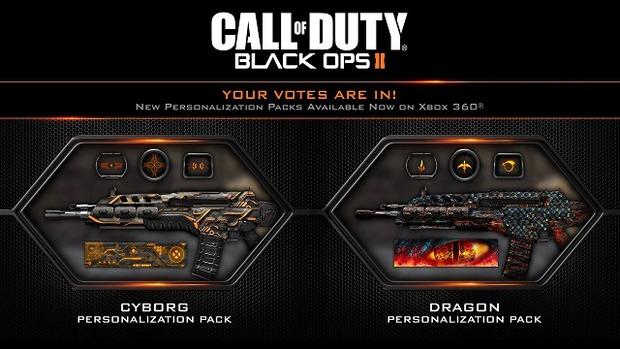 Call of Duty: Black Ops 2, nuove personalizzazioni per l'Xbox