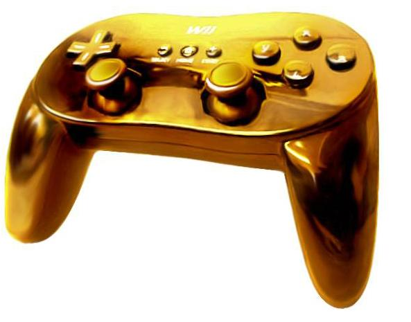 Goldeneye 007, un bundle conterrà un classic controller pro dorato