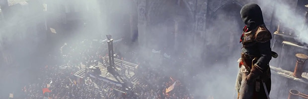 Assassin's Creed Unity: Steam apre i preordini - Notizia