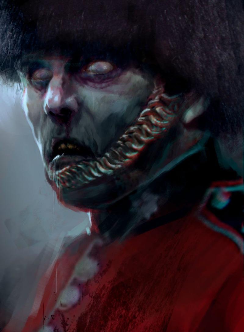 Zombi: nuove immagini e artwork inediti del gioco