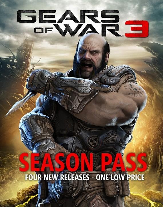 Gears of War 3: i DLC offriranno nuovi contenuti per il multiplayer e per la campagna
