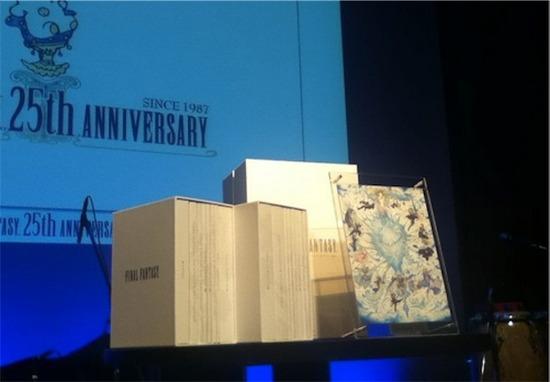 Annunciata la Final Fantasy 25th Anniversary Ultimate Box Collection: inclusi tutti i 13 giochi