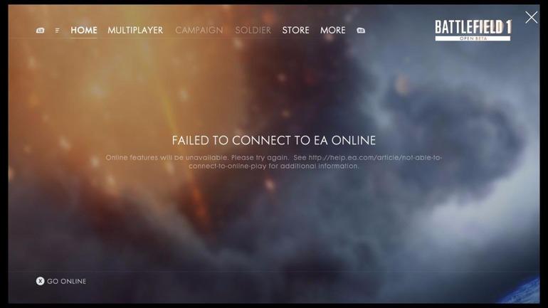 Riscontrati problemi con i server dell'open beta di Battlefield 1  [Aggiornata]