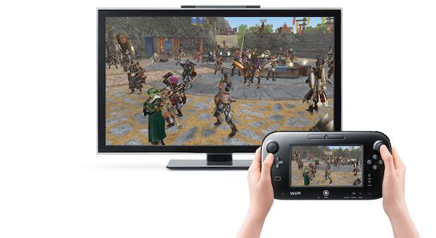 Monster Hunter Frontier G: screenshot della versione Wii U