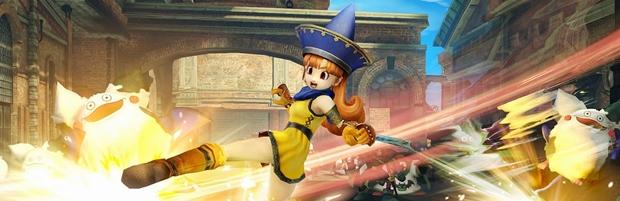 Dragon Quest: Heroes, Square Enix pubblica tre screenshots del gioco - Notizia