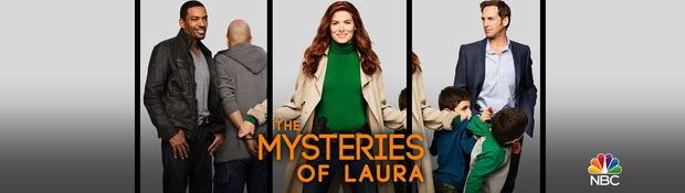 The Mysteries of Laura, stagione completa per la nuova serie NBC - Notizia