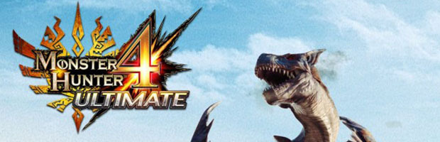Monster Hunter 4 Ultimate: svelati gli obiettivi di vendita - Notizia